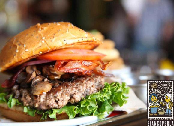 Tris Hamburger gourmet e birra Biancoperla