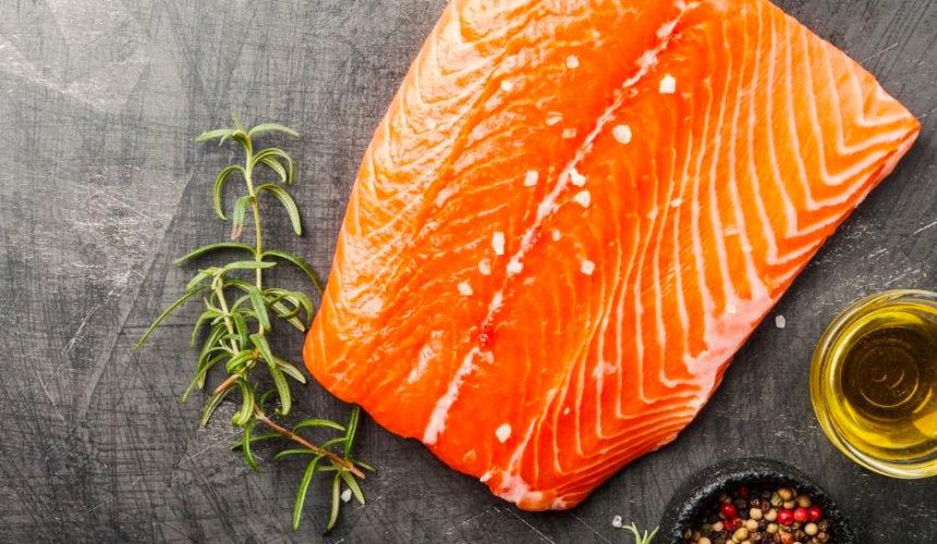 Weekend al salmone